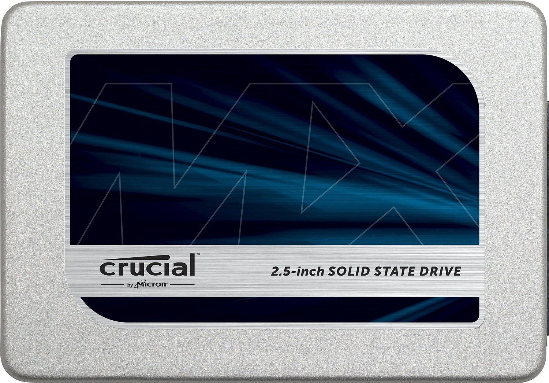 【Crucial(Micron製)】 MX300 2.5インチ SSD 525GB 3D TLC NAND SATA 6Gbps CT525MX300SSD1