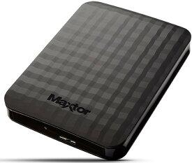 MAXTOR SEAGATE シーゲイト M3 Portable USB3.0対応 2.5インチ 4TB ポータブル外付ハードディスク HX-M401TCB/GM