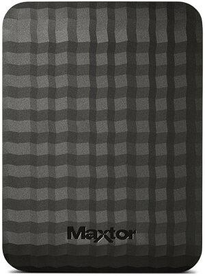 【MAXTORSEAGATE】M3PortableUSB3.0対応2.5インチ4TBポータブル外付ハードディスクHX-M401TCB/GM