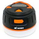 MOBO モバイルバッテリー機能付 充電式LEDランタン Multi LED Lantern オレンジ AM-CLB05-OR