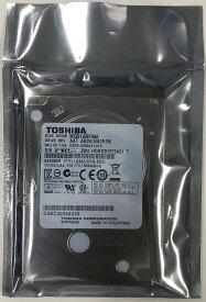 TOSHIBA リファービッシュ 6ヶ月保証 東芝 2.5inch HDD 500GB SATA 7mm厚 4Kセクターモデル MQ01ABF050