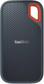 SanDisk 外付SSD 1TB エクストリーム ポータブル 読出し速度 最大550MB/秒 USB3.1 Gen2対応 SDSSDE60-1T00-G25