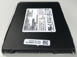 【6ヶ月保証/安心の宅配便発送】SAMSUMGサムスンリファービッシュSSD128GBSATA6Gb/s2.5inch3DNANDTLC7mm厚MZ7TY128HDHP-000L1耐熱アルミカバー付き