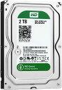 Western Digital ウエスタンデジタル WD Green 内蔵 3.5inch HDD ハードディスク 2TB SATA IntelliPower WD20EZRX