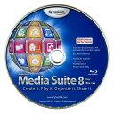 【CyberLink】 パイオニア製ドライブ専用 ブルーレイ再生/書込対応 CyberLink Media Suite 8 OEM版