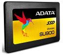 [ADATA] 1TB SSD Ultimate SU900 2.5インチ SATA 6G MLC(3D NAND) 7mm 5年保証 ASU900SS-1TM-C