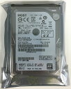 HGST 日立 Travelstar 7K750 2.5inch HDD 640GB SATA 7200回転 9.5mm厚 HTS727564A9E364