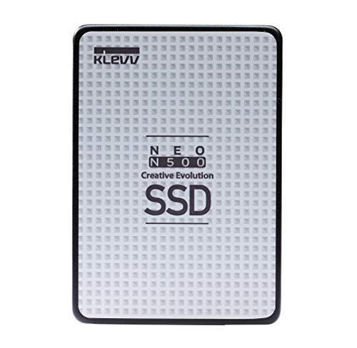 ESSENCORE エッセンコア KLEVV クレブ NEO N500 2.5inch SATA 6Gb/s SSD 3D TLC 240GB D240GAA-N500