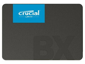 CrucialMicron製内蔵SSD2.5インチBX5002400GB(3DNAND/SATA6Gbps)CT240BX500SSD1