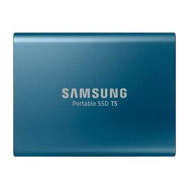 Samsung 外付けSSD 500GB T5シリーズ USB3.1対応 ハードウェア暗号化 パスワード保護 V-NAND搭載 MU-PA500B