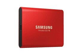 Samsung 外付けSSD T5 1TB USB3.1 Gen2対応 ハードウェア暗号化 パスワード保護 V-NAND搭載 MU-PA1T0R/WW