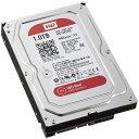 Western Digital HDD 内蔵ハードディスク 3.5インチ 1TB WD Red NAS用 WD10EFRX 5400rpm