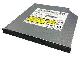 【HLDS】日立LG SATA接続 内蔵型 9.5mm厚 スリムDVDスーパーマルチドライブ 新品バルク GUD0N