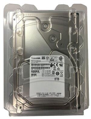 TOSHIBA東芝エンタープライズ向け内蔵ハードディスクEnterpriseHDD3.5インチ8TBNAS用サーバ用SATA7200rpmMG05ACA800E