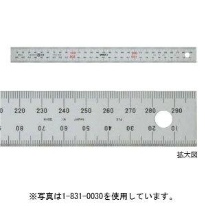 ヤマヨ測定機 ユニオン直尺 100cm 品番:1-831-0100 (マービー)
