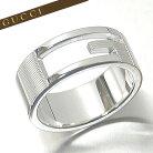 【GUCCI】グッチ リング GUCCI 指輪 シルバー925 Gマーク Gリング レディース メンズ 032660…