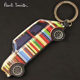 【PaulSmith】ポールスミス キーフォブ キーリング ミニクーパー M1A 5369 A40072 79 MEN KEYRING MINIG CAR