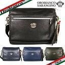 【Orobianco】オロビアンコ SARANGINO-C DOLLARO-SOFT サランジーノ オールレザー ショルダーバッグ クラッチバッグ