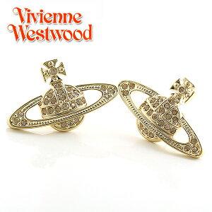 【Vivienne Westwood】ヴィヴィアンウエストウッド ピアス ミニバスレリーフピアス ゴールド 1685【あす楽対応】【送料無料】
