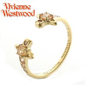 【Vivienne Westwood】ヴィヴィアン ウエストウッド リング 指輪 レイナリング イエローゴールド 2887【あす楽対応】【送料無料】