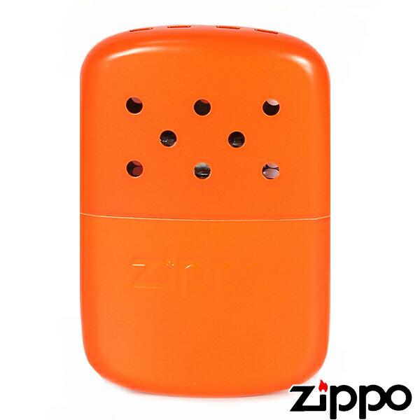 【Zippo】ジッポー ハンドウォーマー オイル充填式カイロ アウトドアライン エコカイロ オレンジ 40348