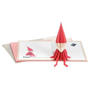 Lovi(ロヴィ)エルフSサイズ8cm2色北欧【メール便OKおしゃれな北欧ギフトにも人気】クリスマスツリーオーナメント北欧白樺