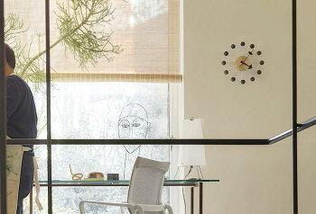 【予約販売】vitra(ヴィトラ)ボールクロック時計ジョージ・ネルソンデザインウォールクロックおしゃれな北欧デザインの壁掛け時計北欧家具かわいい時計北欧スタイルのお部屋デコレーションリビング時計
