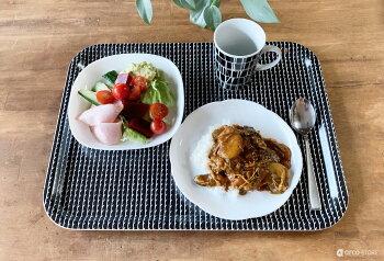 artek(アルテック)トレイ(L)RIVIリヴィ43×33cmおしゃれな北欧デザインのキッチン雑貨トレーおぼんお盆フィンランド雑貨テーブルウェアプレゼントギフトにもぴったり北欧の人気デザイン