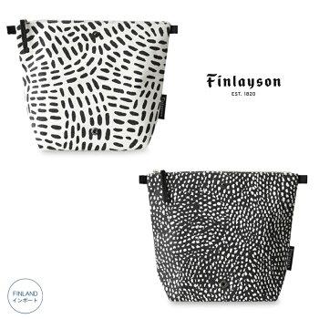 Finlayson(フィンレイソン)ポーチMサイズフィンランドKURUPUROクルプロ