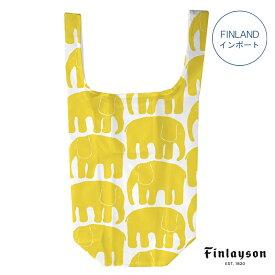 Finlayson(フィンレイソン) エコトート ELEFANTTI エコバッグ