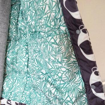 FinlaysonダウンルームウェアAJATUSELEFANTTI【Finlaysonフィンレイソン北欧デザイン寝具ふわふわトップス暖かいあったかいあたたかい部屋着おしゃれギフトプレゼントにも人気】
