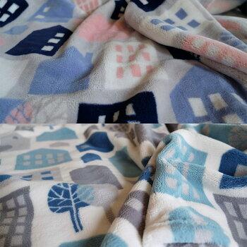 Finlayson(フィンレイソン)ニューマイヤー毛布TALOTO【北欧デザイン寝具ふわふわおしゃれブランケットギフトプレゼントにも人気】