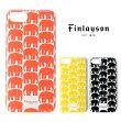 【エントリーで19倍!!】FinlaysonフィンレイソンスマホケーススマートフォンケースiPhone6/6s/7/8兼用エレファンティ3色背面カバーアイフォン北欧雑貨
