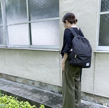 Finlayson(フィンレイソン)リュックFinlayson×SOLEILエレファンティELEFANTTI折りたたんでポーチにしまえる撥水テフロン加工ポケッタブルバッグ耐久性リフレクター29×40cmエコバッグお買い物バッグ