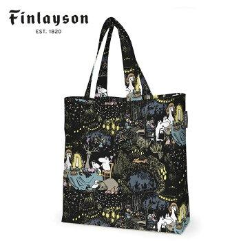 Finlayson(フィンレイソン)トートバッグ平トートバッグフィンランドインポートカバン鞄北欧テキスタイルフィンランドインポート