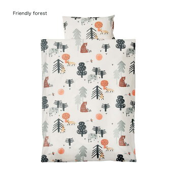 HouseofRym北欧デザイン掛け布団カバー&ピローケース
