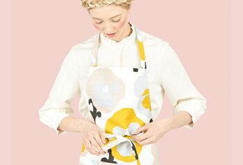 エプロンKauniste(カウニステ)フィンランド北欧デザインキッチン雑貨普段使いかわいいおしゃれプレゼント母の日