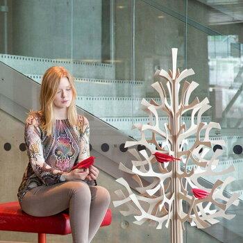 【送料無料】Lovi(ロヴィ)クリスマスツリーMomi-no-ki120cm/北欧クリスマスツリー【ギフト・プレゼントにも人気】