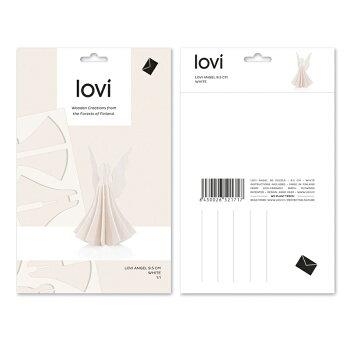 【10倍】Lovi(ロヴィ)エンジェルM9cm2色北欧【メール便OKプレゼント】