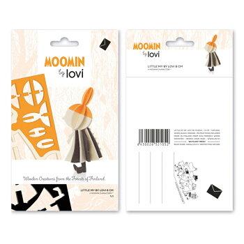 【10倍】Lovi(ロヴィ)リトルミイMOOMIN(ムーミン)/北欧Loviロビムーミンシリーズ【メール便OKプレゼント】