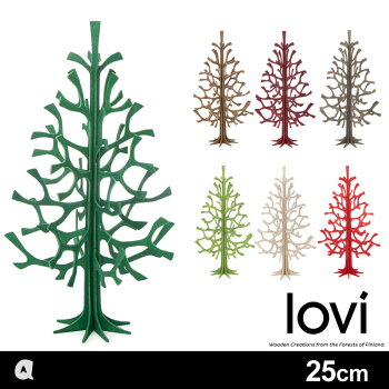 Loviロヴィクリスマスツリー北欧人気雑貨プレゼントオブジェ