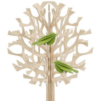 【送料無料】Lovi(ロヴィ)ツリーミニバード34cm(丸形)/おしゃれな北欧雑貨白樺【ギフト・プレゼントにも人気!】