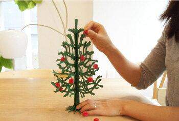 Lovi(ロヴィ)Lovi(ロヴィ)ミニボール1.7cm8個入り3色レッド/ナチュラル/ライトグリーンクリスマスツリー飾り北欧オーナメントカードおしゃれな北欧プライウッドlovi日本総代理店