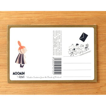 Lovi(ロヴィ)リトルミイMOOMIN(ムーミン)/北欧Loviロビムーミンシリーズ【メール便ゆうパケ可】05P06Aug16
