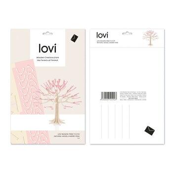 【10倍】Lovi(ロヴィ)ミニシーズンツリー11.5cm/北欧白樺ロヴィツリープレゼント