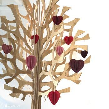 Lovi(ロヴィ)ロヴィツリー135cm丸型ラウンドツリー北欧おしゃれな北欧プライウッドツリー飾り白樺フィンランドインテリア置物プレゼントギフトに人気