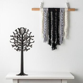 Lovi(ロヴィ)ロヴィツリー55cm丸型ラウンドツリー北欧おしゃれな北欧プライウッドツリー飾り白樺フィンランドインテリア置物プレゼントギフトに人気