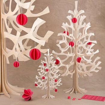 Lovi(ロヴィ)クリスマスツリーMomi-no-ki180cmもみの木北欧フィンランドおしゃれな北欧プライウッド白樺フィンランドインテリア置物プレゼントギフトに人気