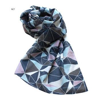 【ポイント10倍40%OFF】ストールSSPCscandinavianpatterncollectionスカンジナビアンパターンコレクションスカーフ-北欧デザインファッション雑貨プレゼント