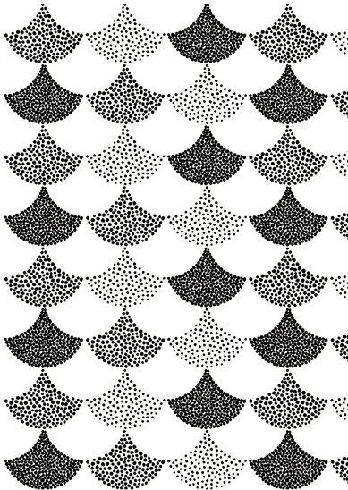 ポストカード 北欧 / SPC (15) ポストカード Johanna Orn / Kalas 【北欧 ポストカード おしゃれ Scandinavian Pattern Collection スカンジナビアンパターン 】